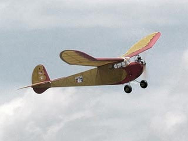 Cloud Snooper (oz1) by Ed Konefes 1939