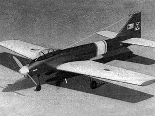 Espada (oz10013) by N Mican, I Simanek from Modelar 1979