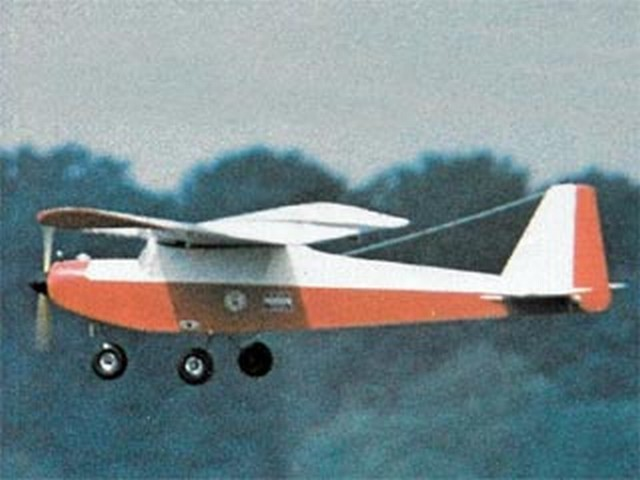 Aerosport (oz10015) by William Patterson from American Aircraft Modeler 1974