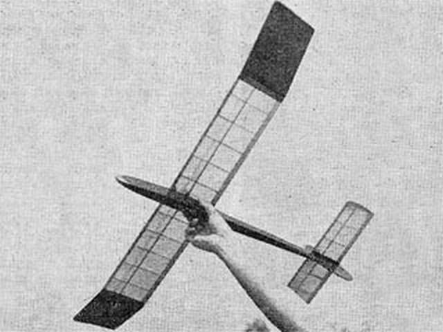 Tyro Mk III (oz10022) by HC Quek from Model Aircraft 1963