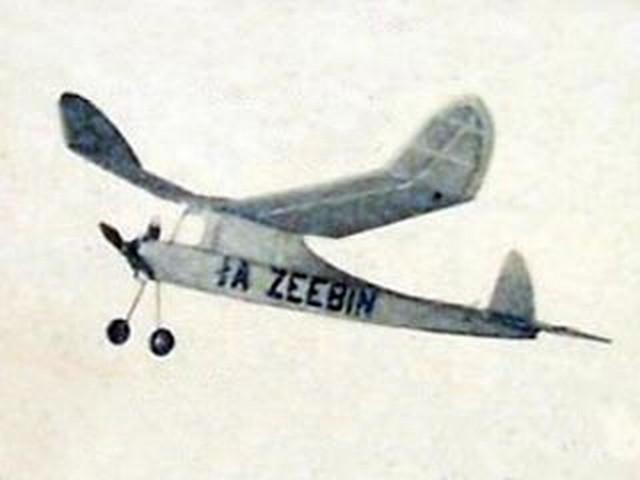 Zeebin - completed model photo