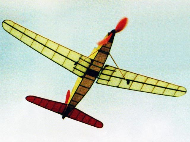 Cruiser Pup (oz10034) by CA Rippon from Premier Aeromodel Supplies 1938