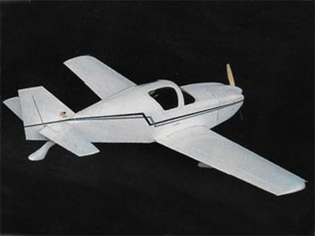 Glasair (oz10085) by Ron Sebosky from Model Airplane News 1986