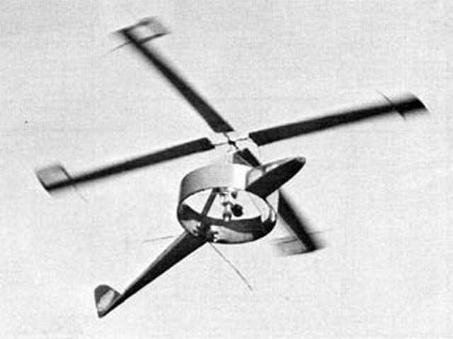 Boomerang Heli (oz10126) by Earl Thompson from American Aircraft Modeler 1974