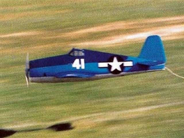 F6F Hellcat (oz10155) by Pat Tritle from SE Modeler 1999
