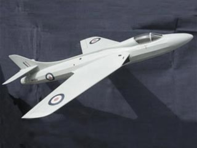 Hawker Hunter (oz1017) from Skyleada