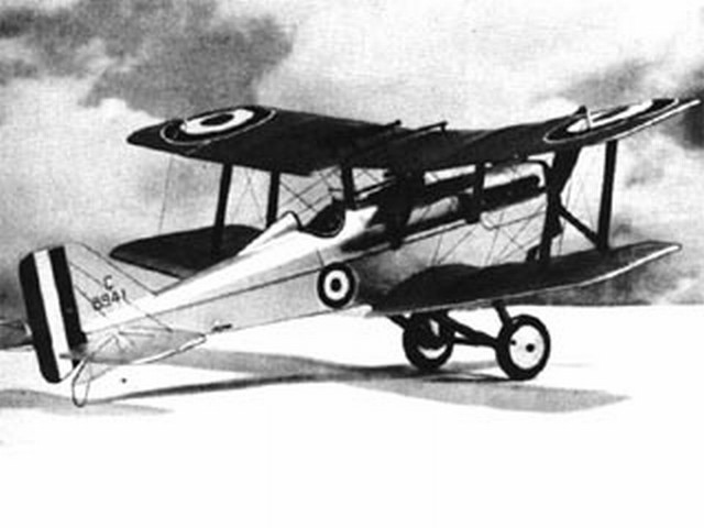 SE5a (oz1019) from Peerless 1934