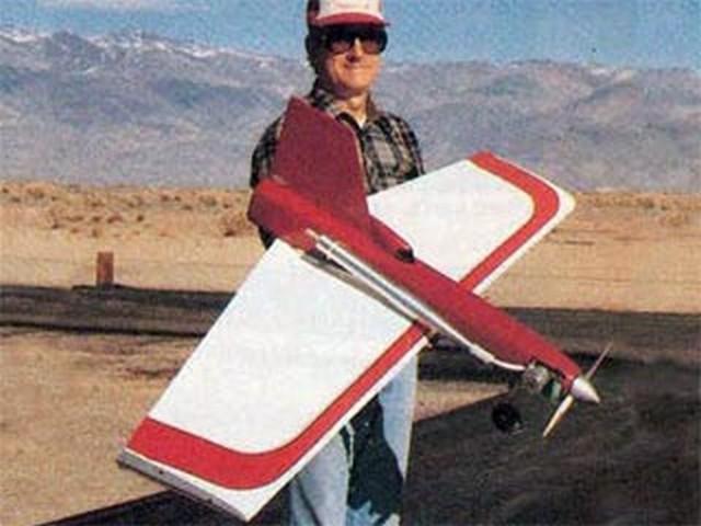 Desperado 60 (oz10195) by Bill Evans from RCMplans 1988
