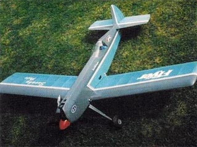 Sneaky Pete (oz10263) by David Boddington from Model Flyer 2004