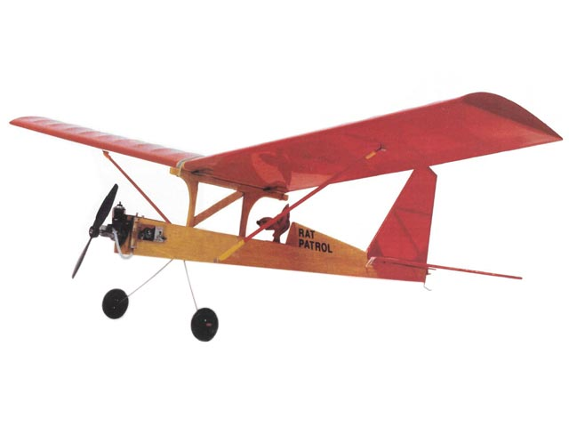 Field Rat (oz10305) by Harry Barr from Model Flyer 2001