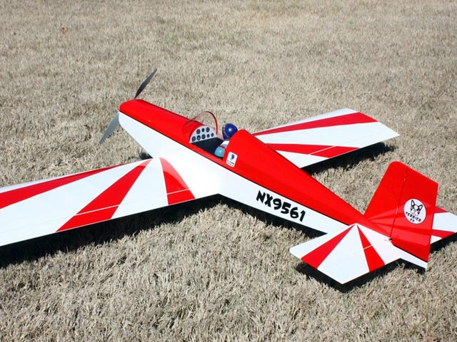 Terrier ES (oz10370) by Al Clark from Model Aviation 2017