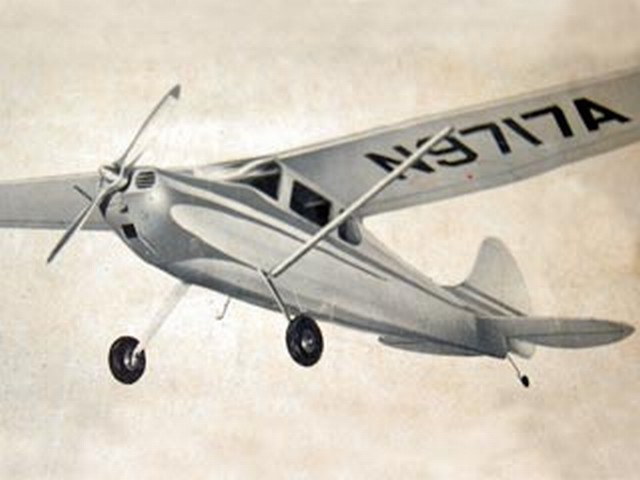 Cessna 170 (oz10372) by Bill Dean from Jetco 1959