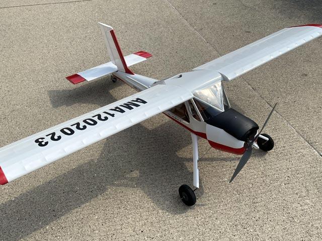 PZL-104 Wilga 80 (oz10376) by Rodger Farley from Farley Flight 2005