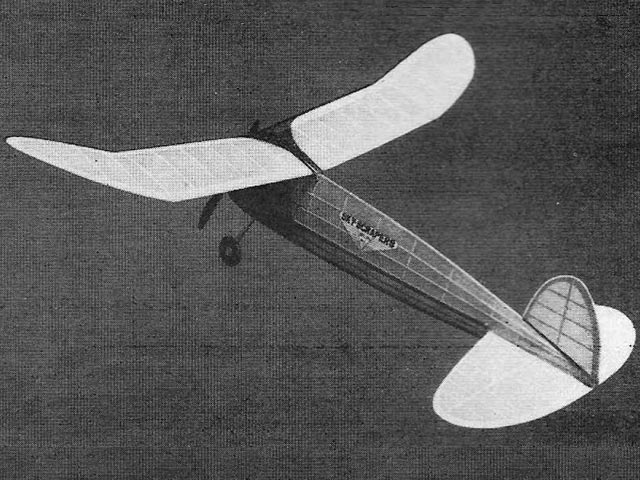 Pacer C (oz10386) by Sal Taibi from Model Airplane News 1942