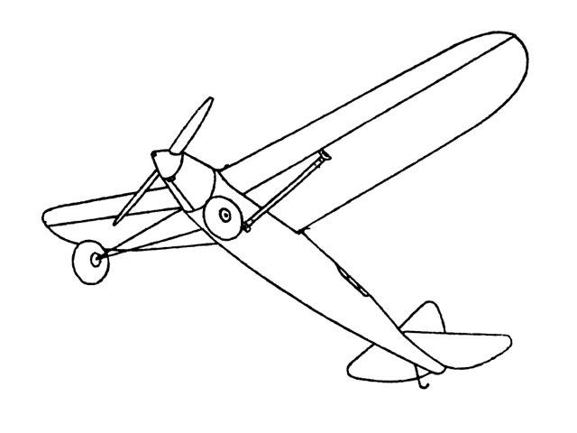 Rejnok VB-602 - completed model photo