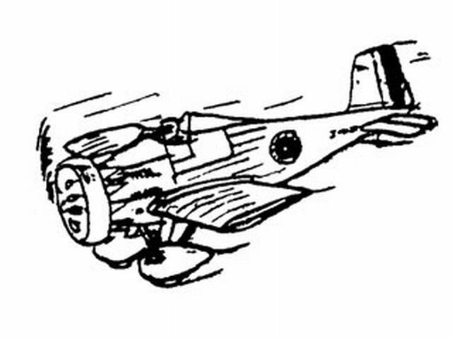 Vickers Jockey (oz10404) by Stewart Sleeth from Great Lakes Model Engineers 1935