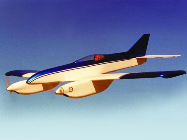 Sportwin (oz10418) by Mark Rittinger from Sailplane and Electric Modeller 2001