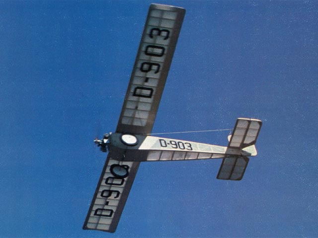 Albatros  (oz10455) by Jeff Breece from Model Builder 1976