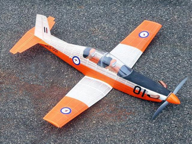 Pilatus PC-9 - oz10504 - GarthA