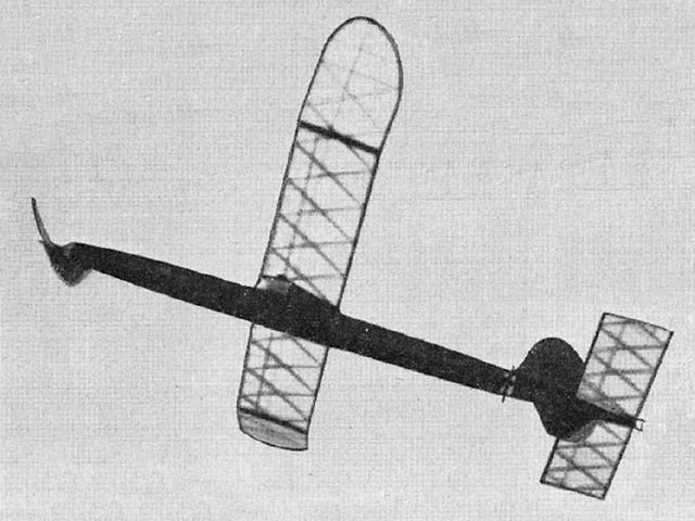 Thermaleer (oz10523) by BT Faulkner from Model Aircraft 1954