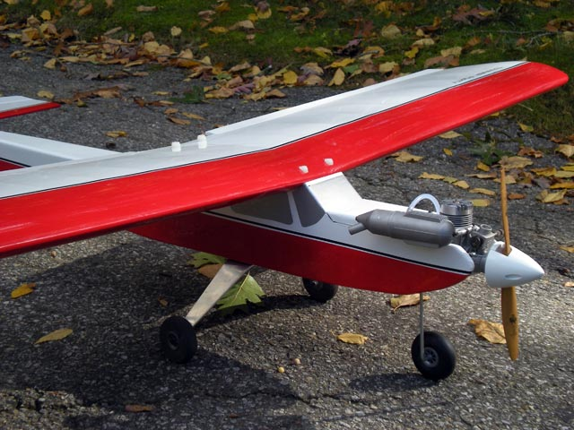 Trainer 40 (oz10529) by Joe Bridi from Great Planes 1982
