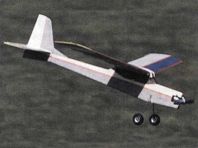 Classic Trim Trainer (oz10589) by David Boddington from Model Flyer 2001