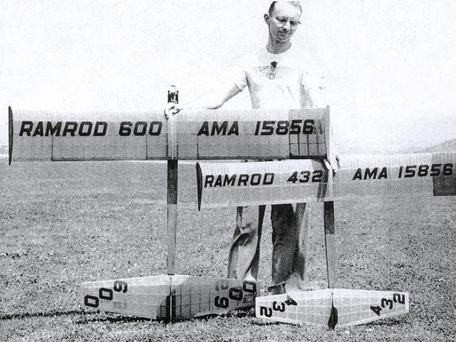 Ramrod 600 (oz10615) by Ron St Jean from Model Airplane News 1959