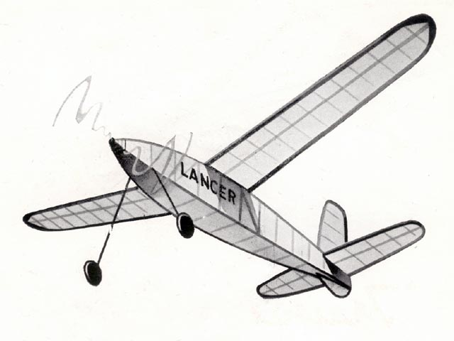 Lancer (oz10636) from Halfax 1946