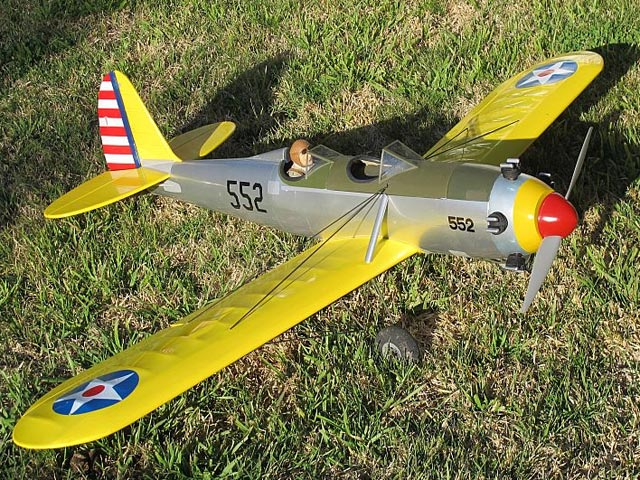 Ryan PT-22 (oz10667) by Peter Rake 2012
