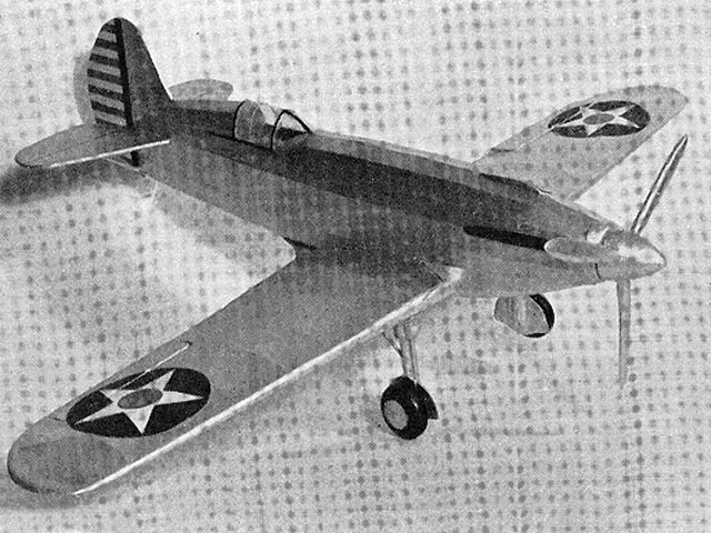 Curtiss P-37 - 10669