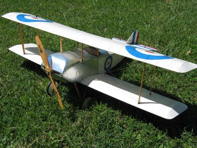 Sopwith Tabloid - 10676