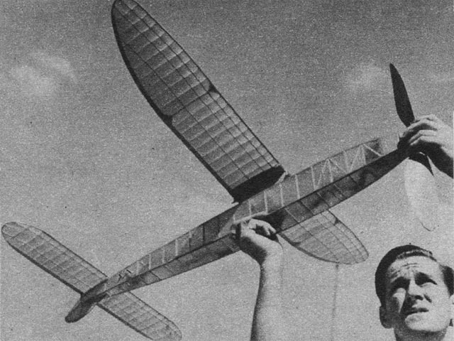 Stickler (oz10716) by Dick Korda from Air Trails 1941