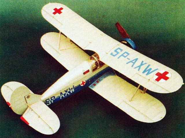 Polikarpov PO2 (oz10718) by David Deadman from Flying Scale Models 2004