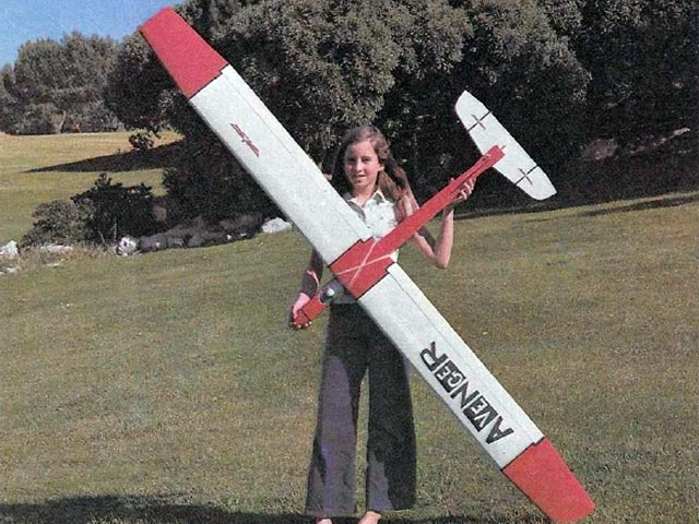 Avenger (oz10728) by Jack Headley from Model Airplane News 1977
