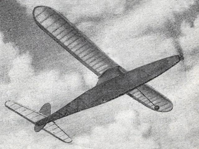 Aeromodeller Wakefield (oz10763) by Aeromodeller Staff from Aeromodeller 1948