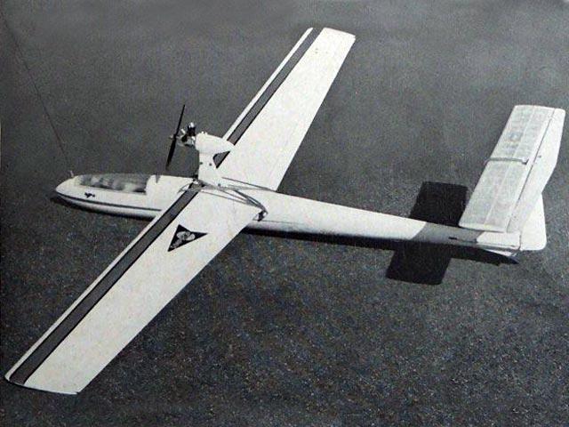 Sputnik - completed model photo
