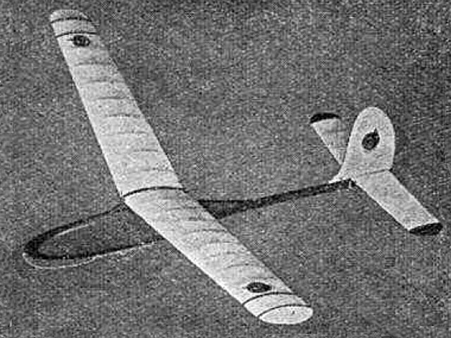 Airborne Glider (oz10853) from Elite Model Airplane 1943