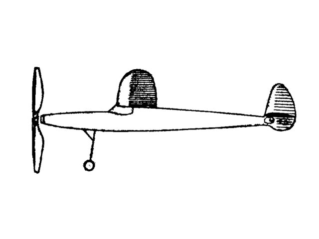 Stratosfera II (oz10855) by Adriano Castellani 1943