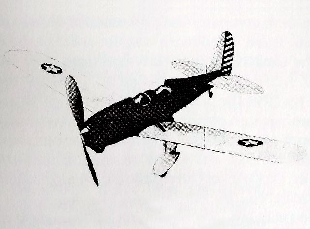 Ryan PT-20 (oz10880) by Bill Knox from Frog 1961