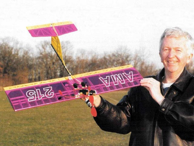 Watt Fun (oz10889) by Bob Aberle from Sailplane and Electric Modeller 1999