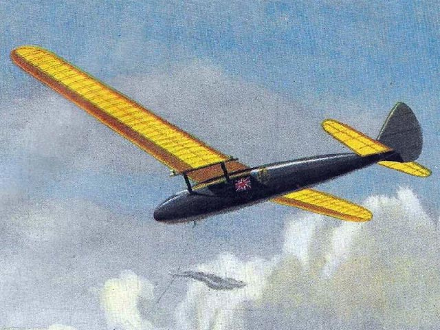 Igo (oz10892) by GWW Harris from Aeromodeller 1945