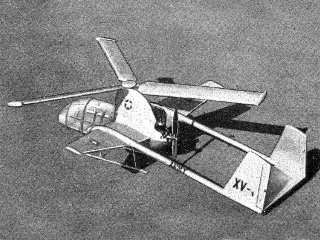 McDonnell 82 XV-1 - oz10922