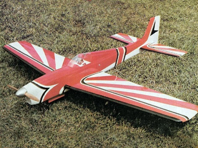 Fakir I (oz10942) by Howard Mottin from American Aircraft Modeler 1974