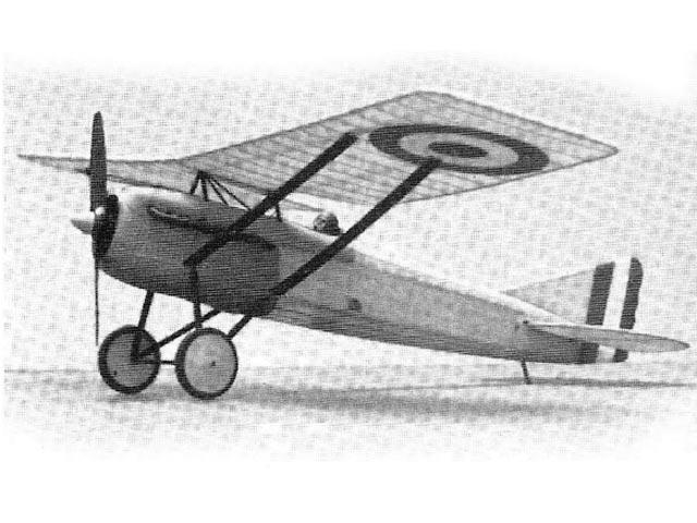Gordou Leseurre C1 - completed model photo