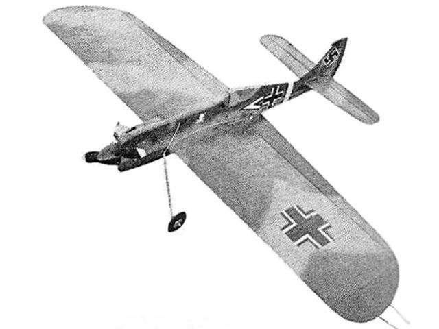 Wolverene (oz10969) by HC Quek from Aeromodeller 1964