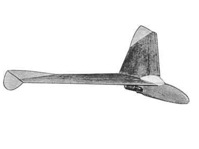 Jetwing (oz10980) by Bill Dean from Model Planes Annual 1949