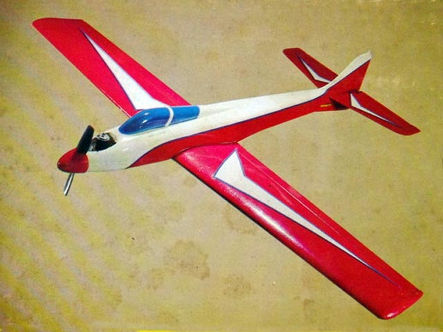 Baby Birdie (oz11010) by Larry Jolly from Sure Flite 1980