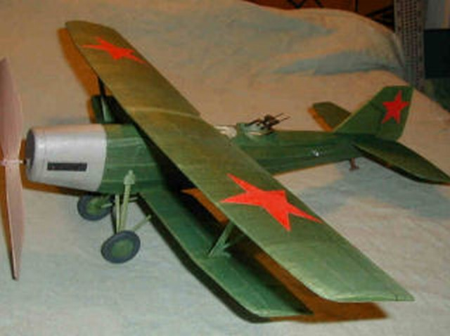 Tupolev R-3 (oz1104) by Michael J Heinrich from Deathtrap Squadron 2004