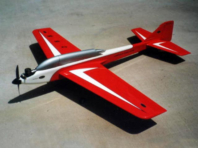 Great Escape (oz11064) by Joe Bridi from Bridi Aircraft Design 1990