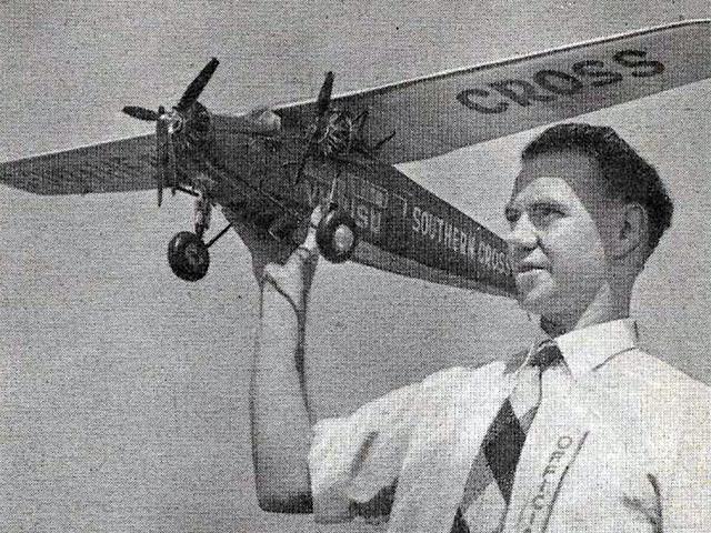 Fokker FVIIb 3M - 11086